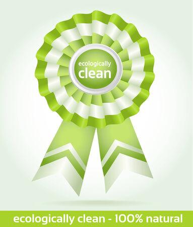 environmentally: star award for environmentally friendly product