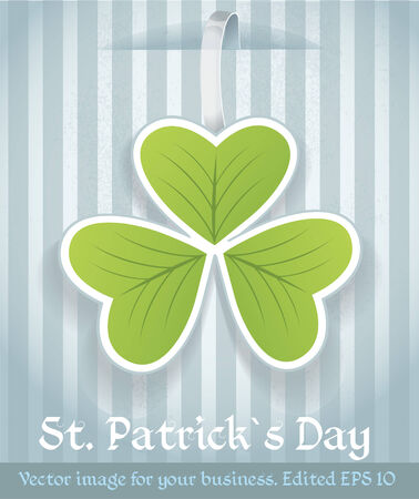 vector image on St. Patrick's Day for your business. edited EPS10 Stock Vector - 23152184