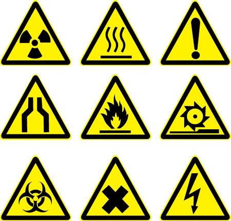 waarschuwingsborden