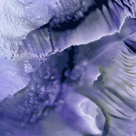 colors paint: Abstract violet vector paint imprint colors  Vector background Illustration