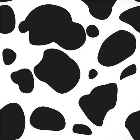 blotchy: Abstract seamless cow blotchy skin background