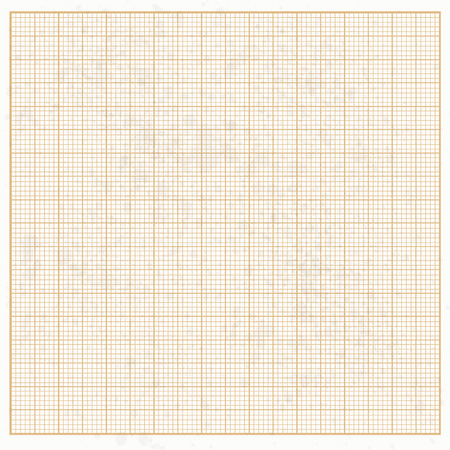 grid paper: Graph paper white grunge with orange cells