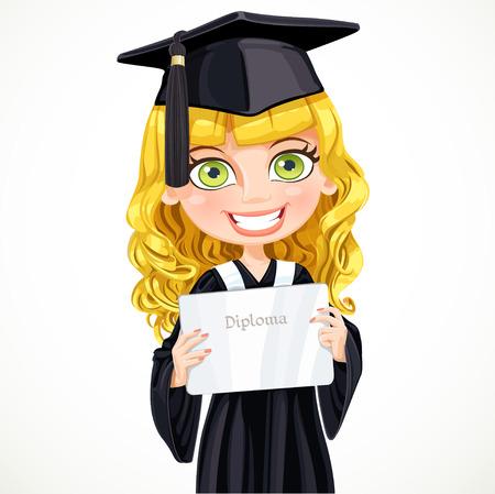 Рисунки прикольных дипломов