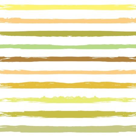 Patrón transparente de color verde y amarillo de largas manchas de textura sobre un fondo blanco.