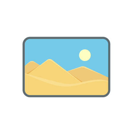 Image photo photography picture icon. Vector illustration