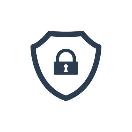 Cyber Security Vector Icon. Vector icon