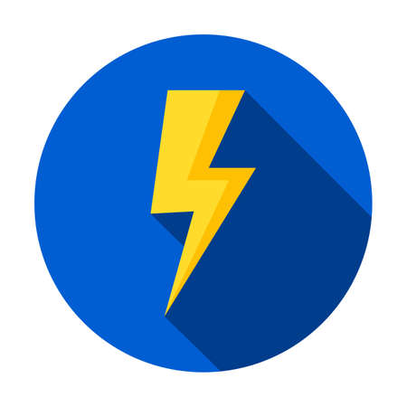 Flash icon Иллюстрация
