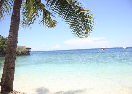 Beach at Hadsan Cove, Lapu-Lapu City