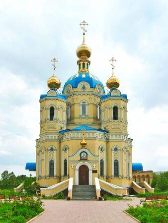 가장 정교회의 세인트 알렉산더 네프 스키 왕자 (location : Lugansk, Ukraine)