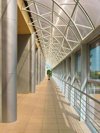 passageway: Modern framework passageway