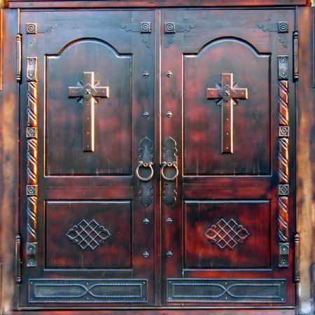 Die Kathedrale von Gates Lizenzfreie Bilder