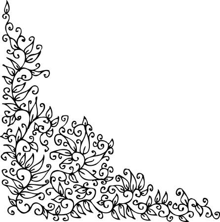 xviii: Refined vignette. Eau-forte XVIII. Illustration