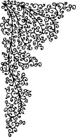 꽃 바 림입니다. 오 포 르 테. 일러스트