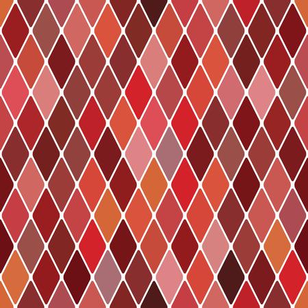 vermilion: Harlequin autumnal background