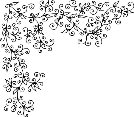 Raffinierte Vignette. Eau-Forte 276. Illustration
