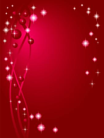 claret red: Fondo de clarete rojo con starlets