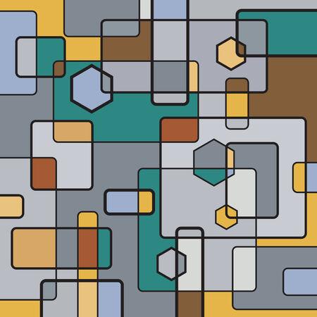 Machine background Vector