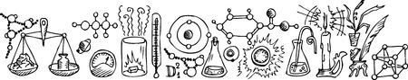 Wissenschaftliches Labor II Illustration