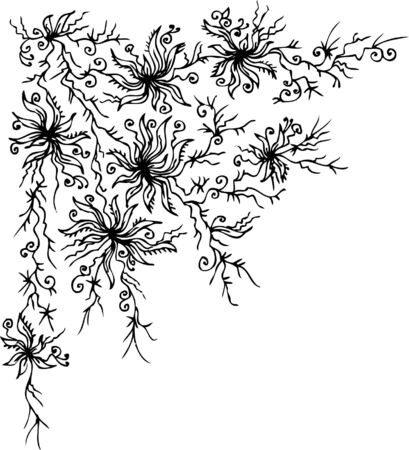 mal: Les Fleurs du mal. Eau-forte 8.