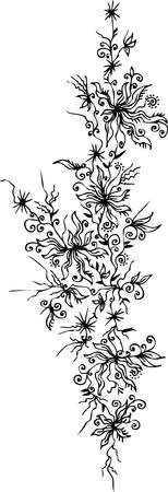 mal: Les Fleurs du mal. Eau-forte 10. Illustration