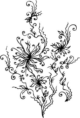 mal: Les Fleurs du mal. Eau-forte 11. Illustration