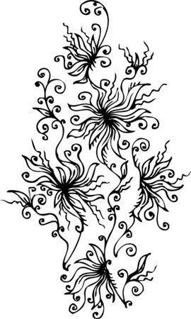 mal: Les Fleurs du mal. Eau-forte 13. Illustration