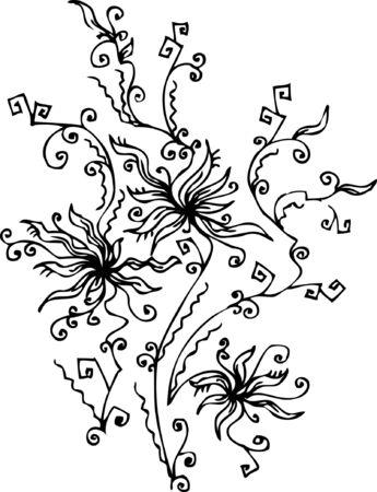 mal: Les Fleurs du mal. Eau-forte 14.