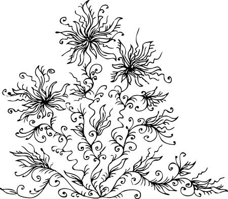 mal: Les Fleurs du mal. Eau-forte 19.