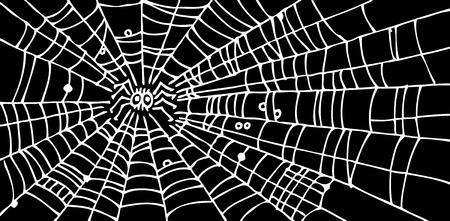 Web Rebackground Eau-forte black-and-white decorative vector illustration Stock Vector - 7989514