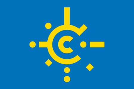 central european: Flag of CEFTA - Central European Free Trade Agreement