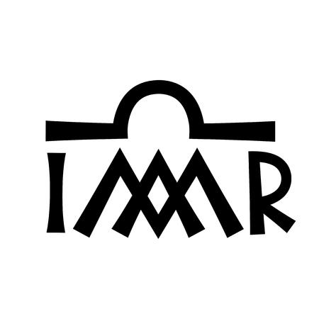 Christian monogram icon.