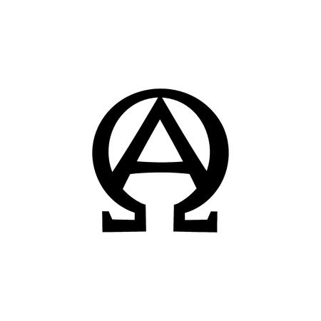 Ancient Christian symbol design.