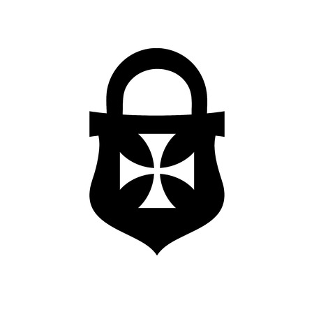 Lock — symbol of security, protection, safeguard, privacy