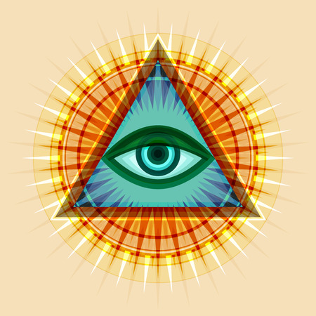 All-Seeing Eye of God symbol