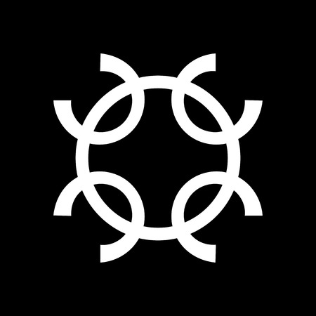 «The Well of Wishes» — witchcraft occult sign, enchantment magic symbol, wiccan coven emblem.