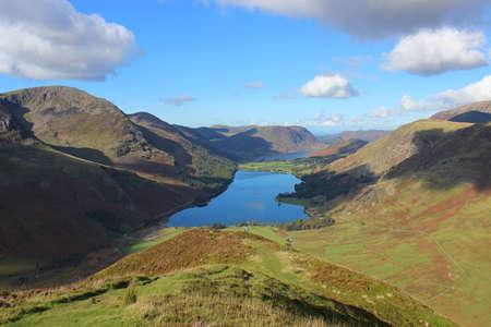 Lakes District Haystacks Hike #8