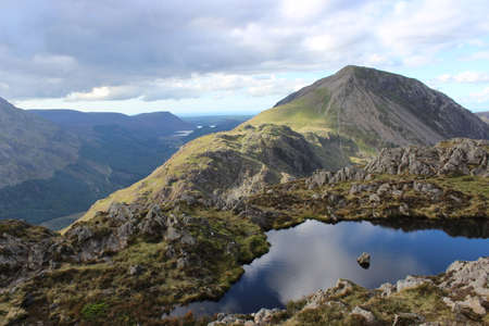Lakes District Haystacks Hike #19