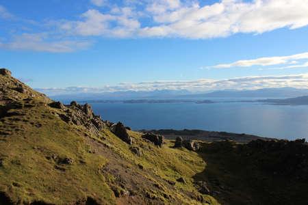 Slopes on the Isle of Sky
