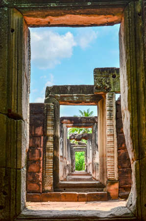 Phimai Historical Park Park is one of the countrys history. Located in the Phimai. Nakhon Ratchasima Castle Rock during the Khmer empire includes large and gorgeous. Built in the reign of King Suryavarman first Buddhist temple of the 16th century to serv