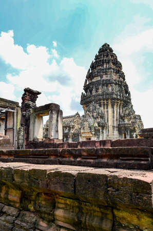 serv: Phimai Historical Park Park is one of the countrys history. Located in the Phimai. Nakhon Ratchasima Castle Rock during the Khmer empire includes large and gorgeous. Built in the reign of King Suryavarman first Buddhist temple of the 16th century to serv