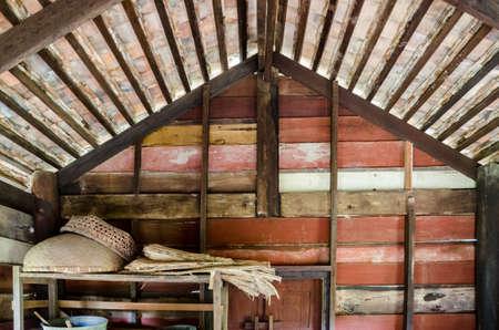 Wood storage Vietnam War This place is located in Thailand.