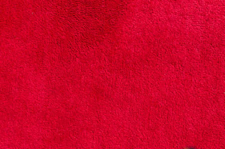 burgundy colour: The red carpet in the church of Thailand.
