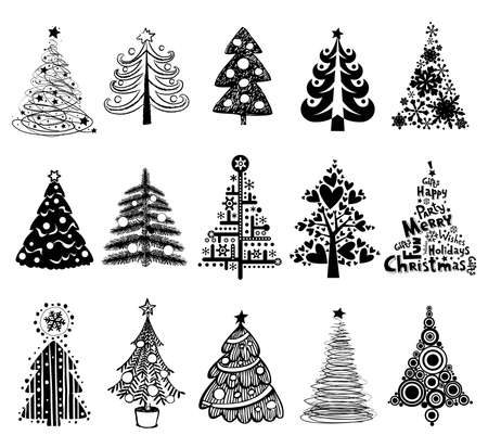 15 designs in one file. To create holiday cards, backgrounds, ornaments, decoration.