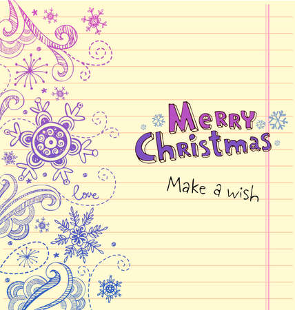 bizarre: Background with place for your text. Elegant Christmas card.