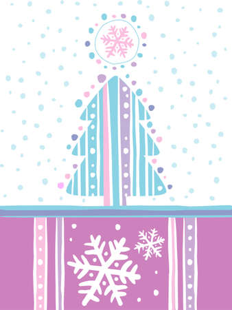 bright lights: Possible to create holiday cards, backgrounds, ornaments. Illustration