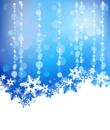 wintry: Beautiful winter snow background for banners, backgrounds, decorations.