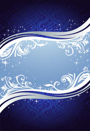 esp cards: Beautiful winter snow background for banners, backgrounds, decorations.