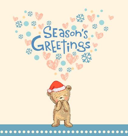 seasons greetings: Season's greetings