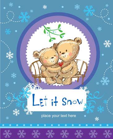 let it snow: Let it snow.