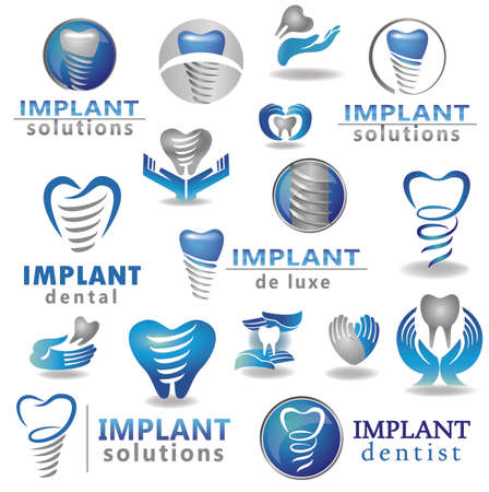 oral care: Dental implants
